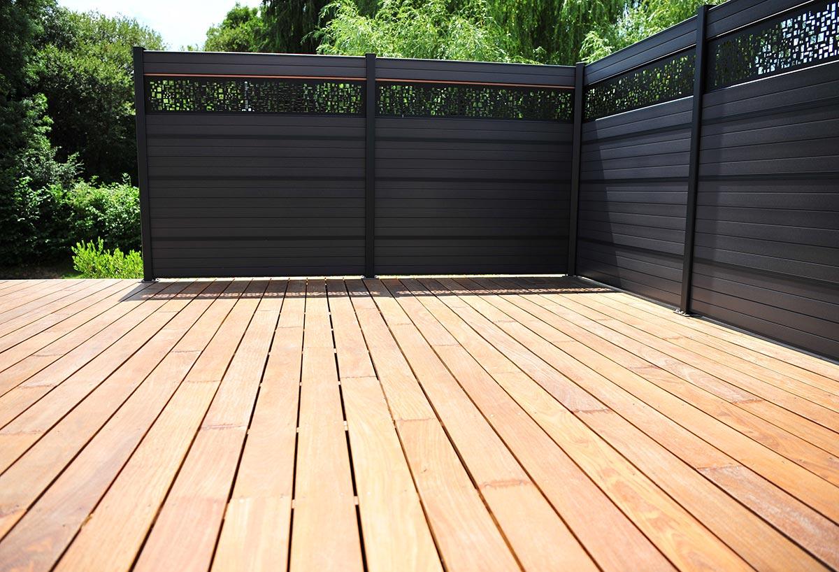 Sol Bois Pour Terrasse Extérieure pose revêtement sol extérieur jardin près de cholet